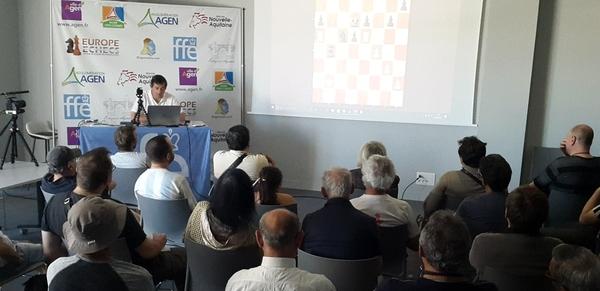 Progressez lors du France Nîmes 2018 : Programme des 7 Masterclass !