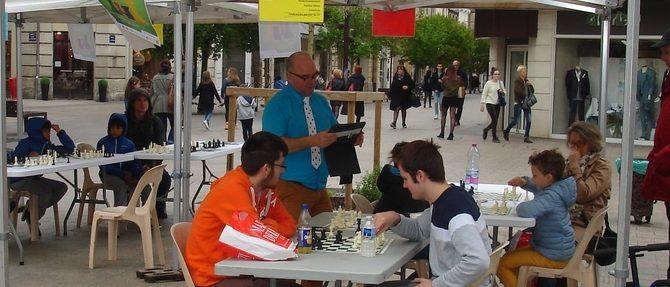 Stands «découverte» et Championnat de France des débutants