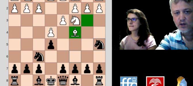 Pauline Guichard analyse sa victoire face à Cyrielle Monpeurt
